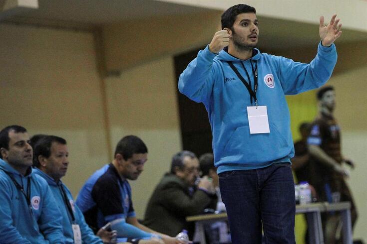 Rui Silva treinou o ISMAI e sucede a Anti no Sporting