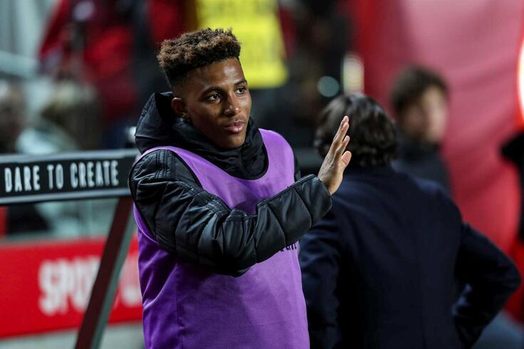 Gedson Fernandes vai deixar o Benfica para rumar ao Tottenham.