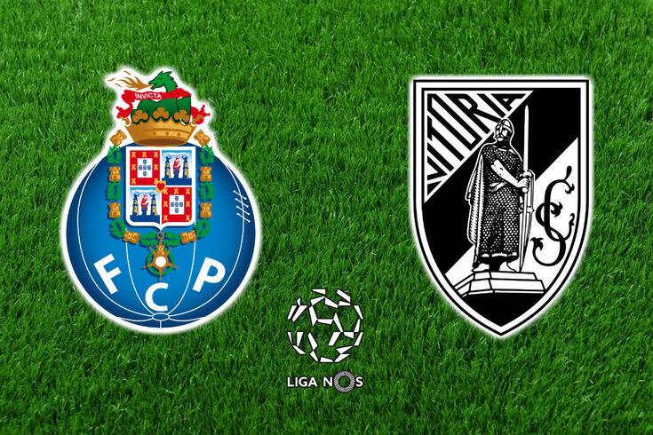 DIRETO | FC Porto-V. Guimarães