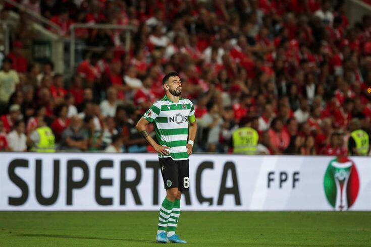 Premier League terá de esperar: mercado fechou e Bruno Fernandes ficou, por agora, no Sporting