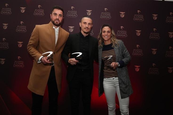 Benfica anuncia nomeados para os prémios Cosme Damião