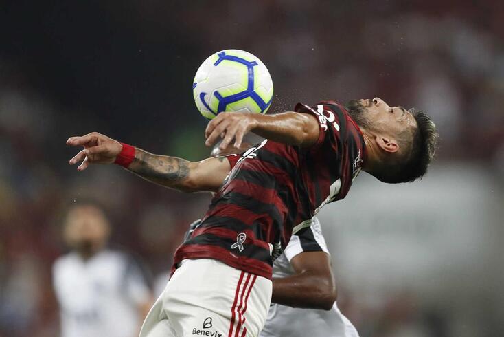 Palmeiras-Flamengo em direto