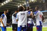 Jogadores do FC Porto assinalaram conquista nas redes sociais