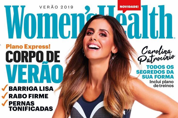 """Carolina Patrocínio: """"Durante as gravidezes, sinto-me uma supermulher"""""""