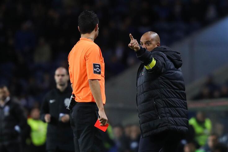 Tiago Martins não perdoou o excesso de Pepa