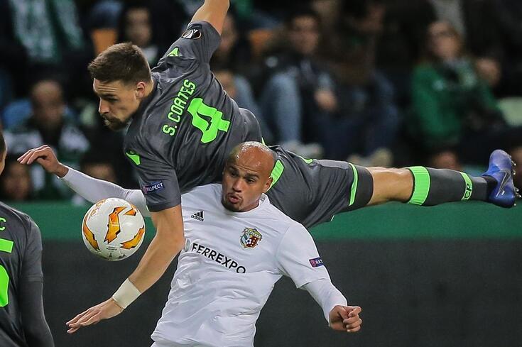 """""""Já tive a oportunidade de vir para Portugal"""", afirma avançado do Vorskla Poltava"""