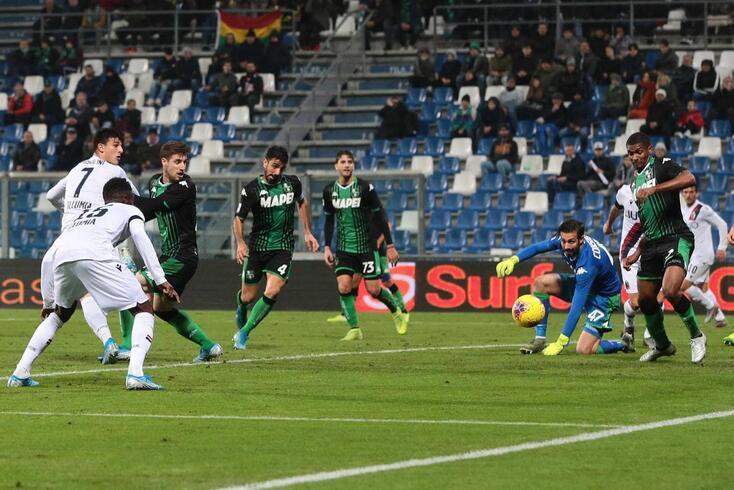 Itália: resultados e marcadores da 12ª jornada