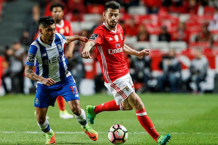 Lisboa,  01/04/2017 - O Sport Lisboa e Benfica recebeu esta noite o Futebol, Clube do Porto no Estádio