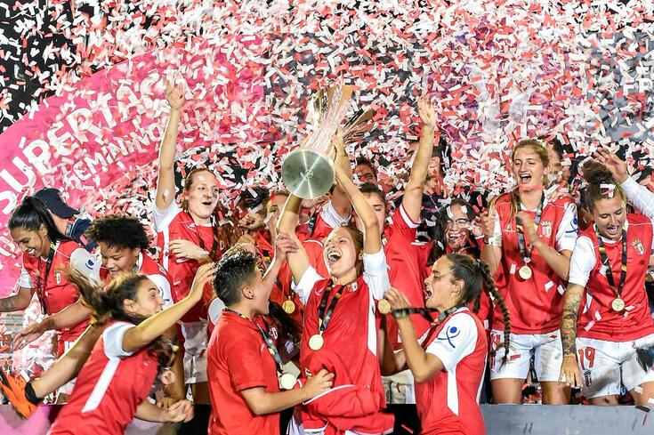 Sofrimento e grandes penalidades na histórica Supertaça do Braga
