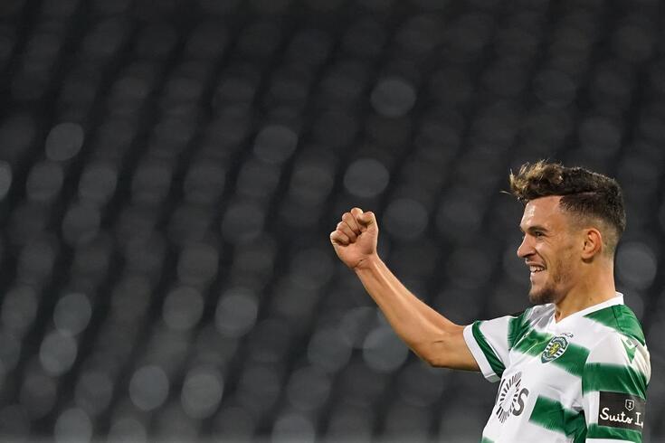 Pedro Gonçalves tem sido a grande figura do Sporting