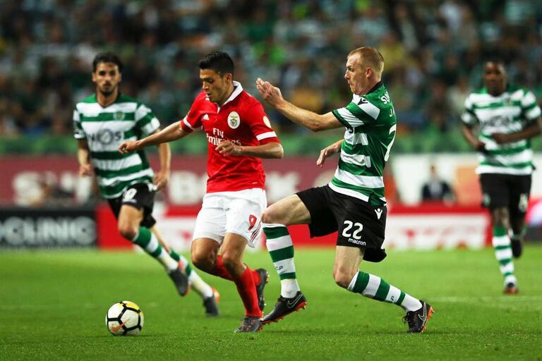 db05658c82 Renascença  Benfica faz participação disciplinar contra quatro jogadores do  Sporting