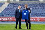 Casillas renovou até 2020 a 20 de março e trocou elogios com Pinto da Costa