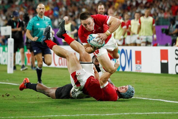 Mundial de Râguebi: País de Gales segue para os quartos e leva a Austrália junto