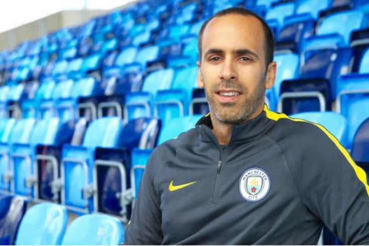 Pedro Marques é o diretor técnico do futebol de formação do Benfica