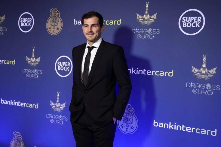Casillas é candidato à presidência da RFEF.