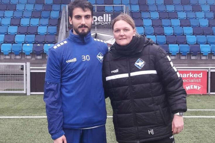 Pedro Silva prossegue a carreira na Dinamarca