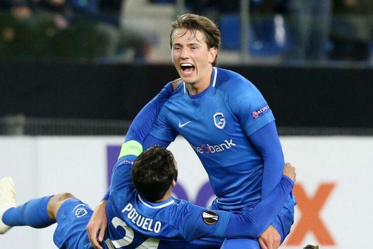 Sander Berge visto como potencial rival de Florentino