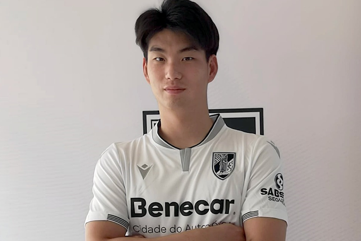 V. Guimarães contrata internacional sul-coreano para o meio-campo