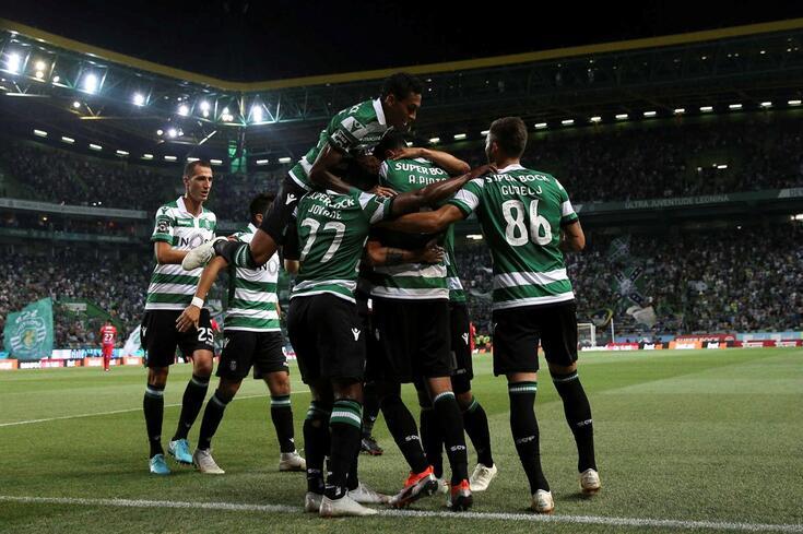 Sporting supera o Marítimo e regressa às vitórias