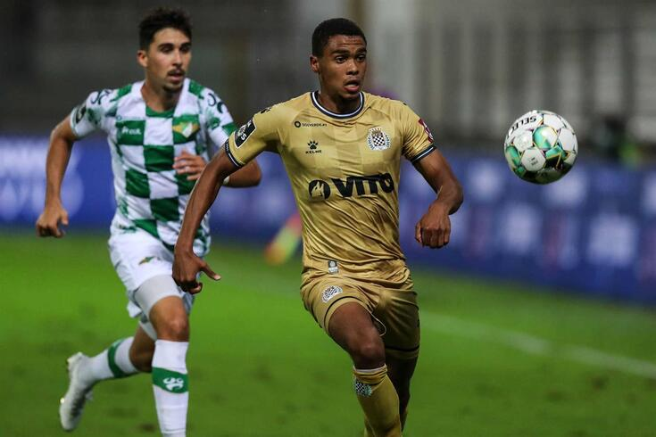Reggie Cannon, lateral do Boavista