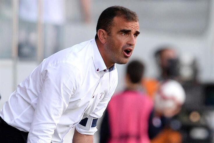 Filipe Martins, treinador do Feirense