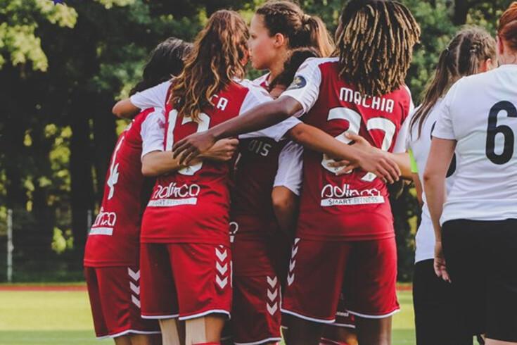 Braga atropela Rigas FS e está imparável na Champions feminina