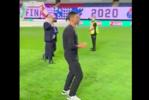 A tão falada dança de Sérgio Conceição voltou a dar nas vistas