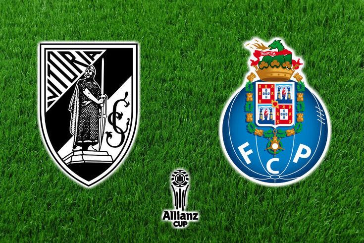 DIRETO | V. Guimarães-FC Porto