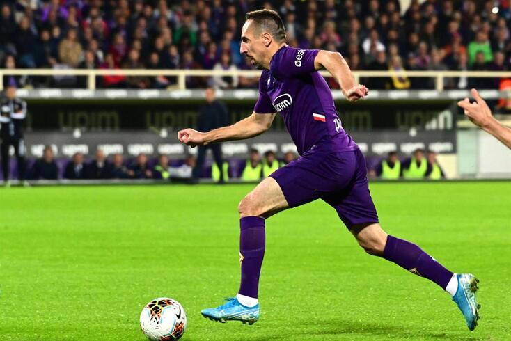 Franck Ribéry terá de ser operado ao tornozelo