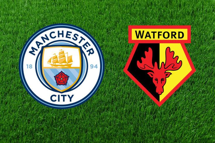 DIRETO | Manchester City-Watford, 6-0