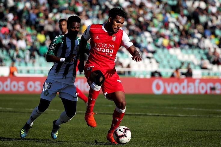 Dyego Sousa interessa ao Benfica e O JOGO dá a conhecer os moldes de um eventual negócio