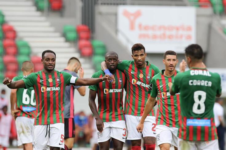 Benfica sofreu mais uma derrota, agora aos pés do Marítimo