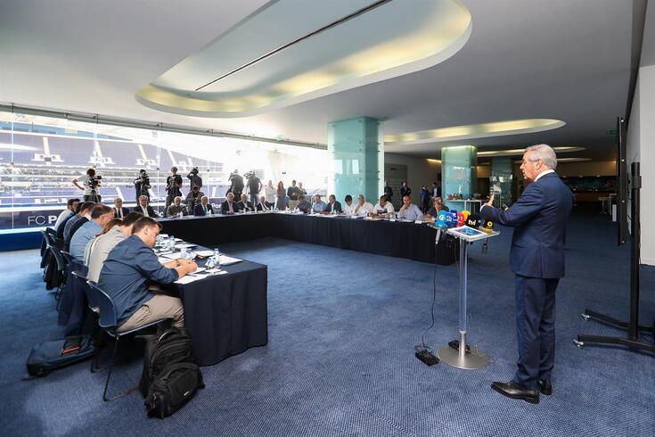 Contas da SAD do FC Porto à lupa: os lucros, as previsíveis vendas e a UEFA