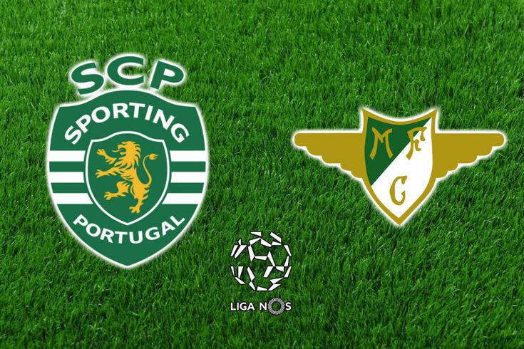 DIRETO | Sporting-Moreirense