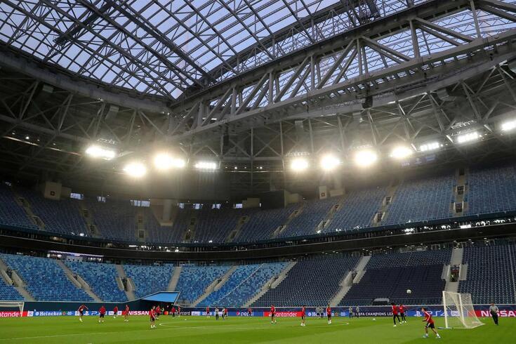 DIRETO | Zenit-Benfica