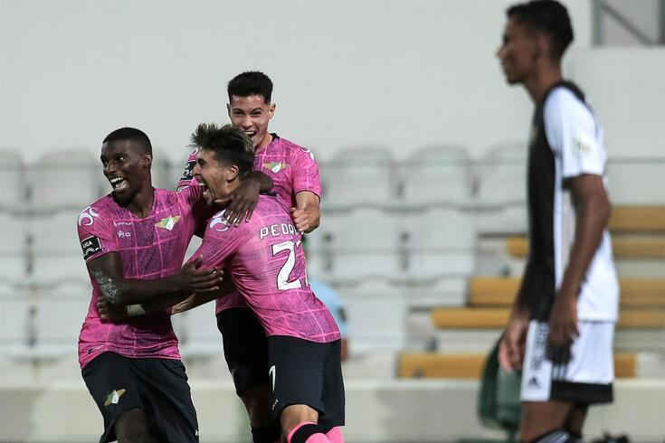 Moreirense venceu o Farense por 2-0
