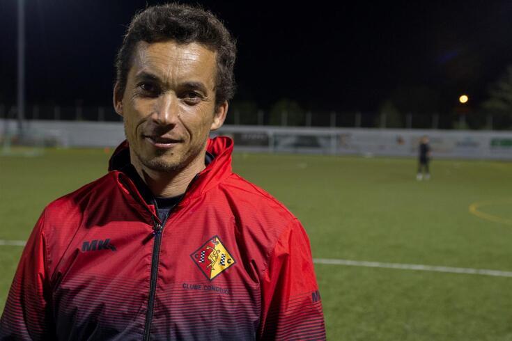 Pedro Ilharco sai do Condeixa para o Sporting sub-23