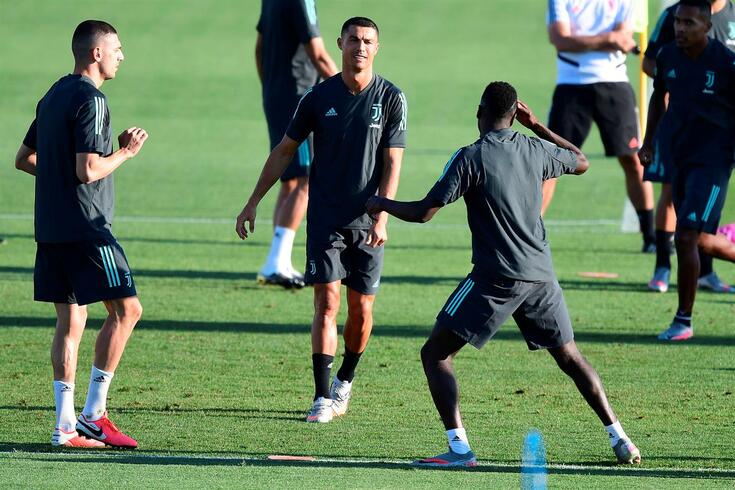 Ronaldo e companhia tentam dar a volta ao Lyon