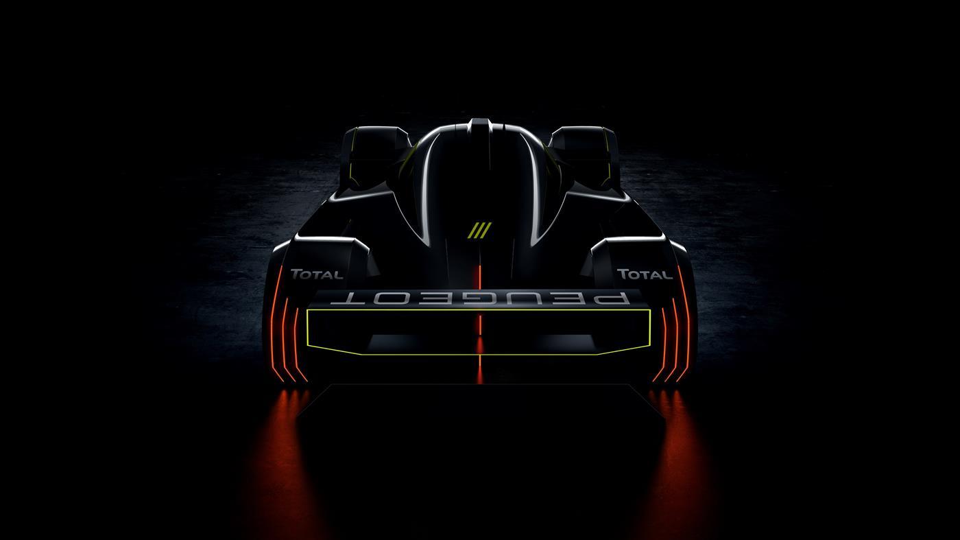 """""""Hypercarro"""" da Peugeot foi revelado; veja o vídeo da máquina que vai rodar em Le Mans"""