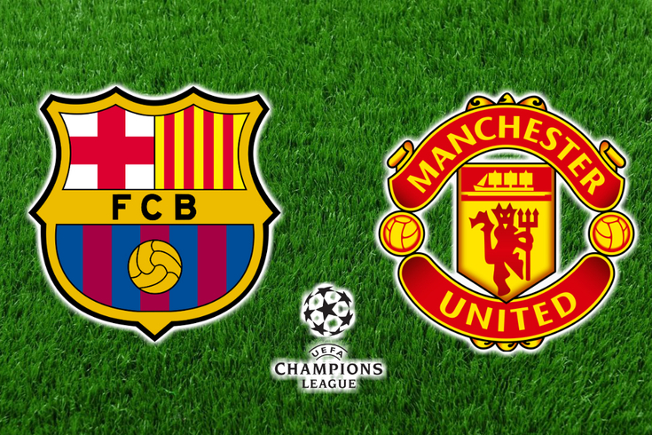 DIRETO | Barcelona-Manchester United