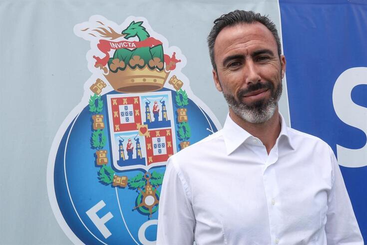 José Tavares, coordenador da formação do FC Porto