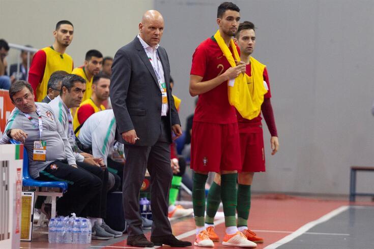 Portugal prepara-se para Ronda de Elite com dois amigáveis em França