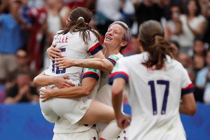 Estados Unidos venceram a Holanda