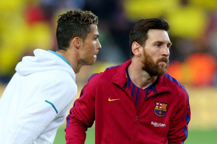 Ronaldo e Messi podem ser afetados pelo Brexit