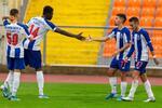 Fábio Vieira e Vítor Ferreira têm feito uma época de bom nível no FC Porto B.