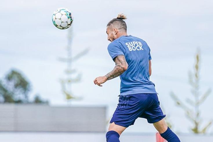 Alex Telles, jogador do FC Porto