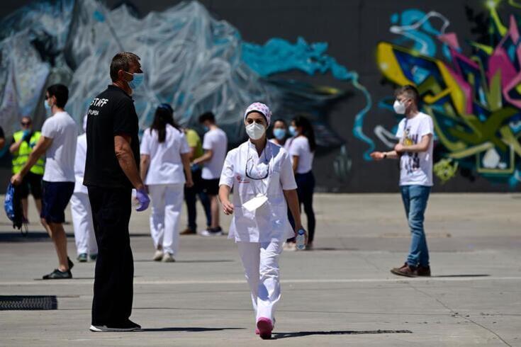 Atualização dos números da pandemia em Espanha