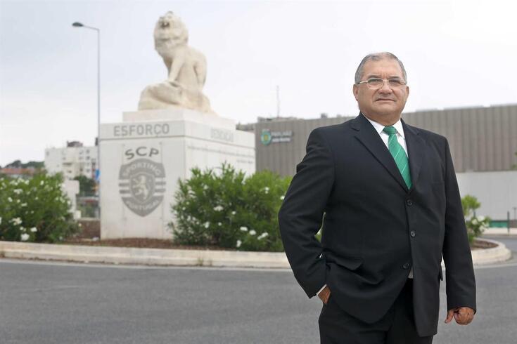 Tavares Pereira apresenta programa e deixa garantia sobre o futebol