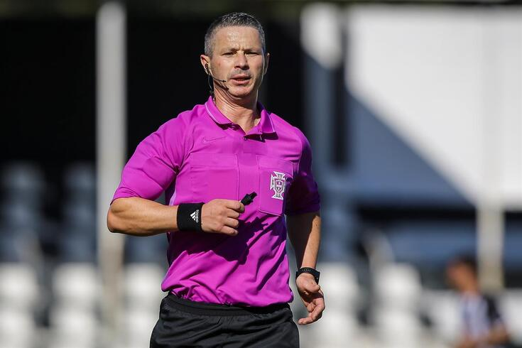 Manuel Mota dirige o Santa Clara-Sporting