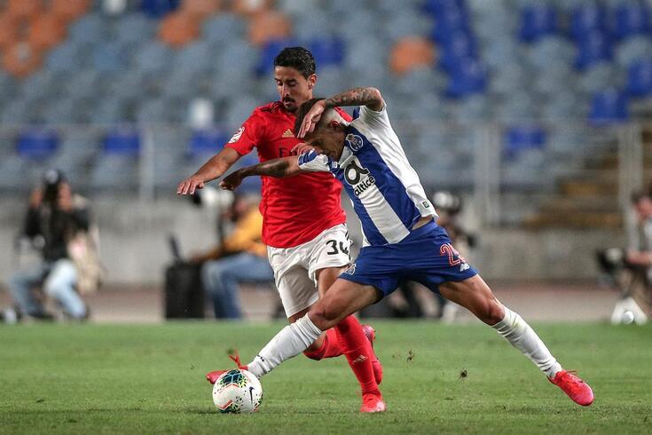 Supertaça já tem data marcada: FC Porto-Benfica joga-se em Aveiro